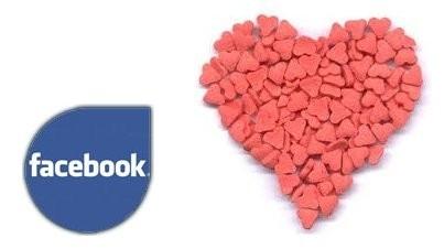 cuore facebook,facebook,simbolo,cuore,stato,inserire,copiare